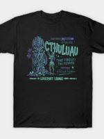 Cthuluau - Moonlight Variant T-Shirt