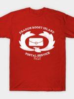 Dragon Roost Island Postal T-Shirt