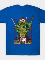 Enter the Turtle T-Shirt