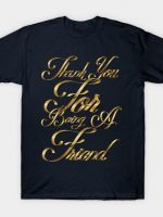 Golden Friends T-Shirt