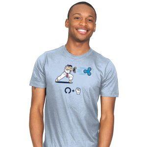 Hadouken Spinner T-Shirt