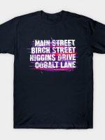 Jessica Streets 2 T-Shirt