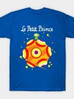 Le Petit Prince Cosmique T-Shirt