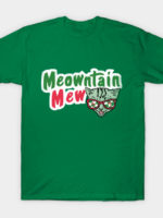 Meowntain Mew T-Shirt