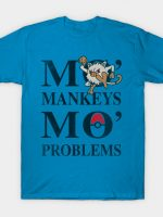 Mo Mankeys T-Shirt