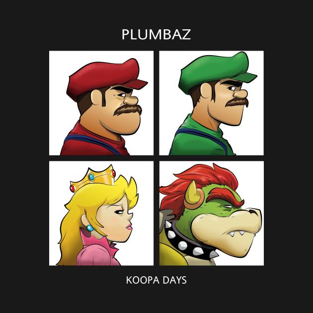 Plumbaz: Koopa Days