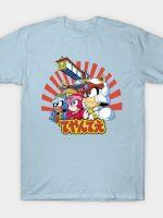Samurai Pizza Caaats! T-Shirt