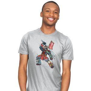 Samurai of Lions T-Shirt