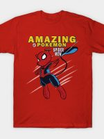 The Amazing Spider-Mew T-Shirt