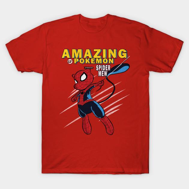 The Amazing Spider-Mew