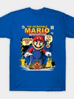 The Incredible Mario T-Shirt