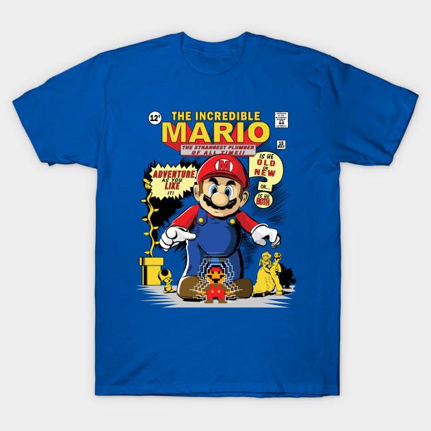 The Incredible Mario