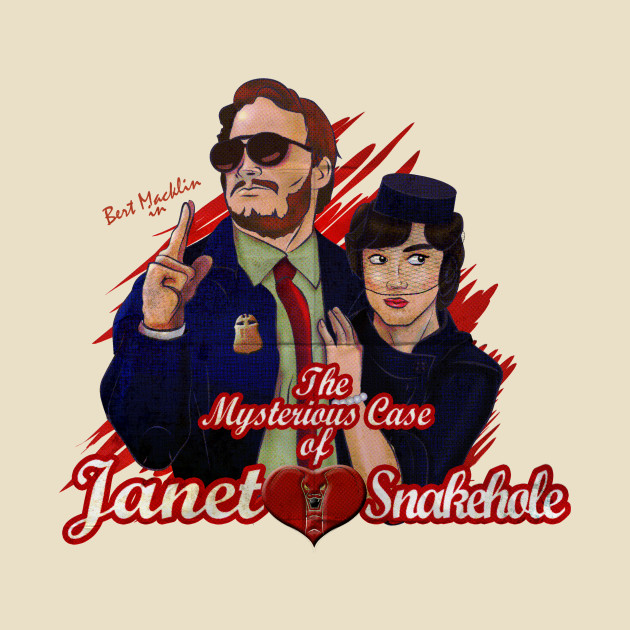 The Mysterious Case of Janet Snakehole