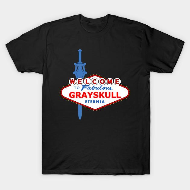 Viva grayskull
