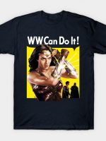 WW Can Do It! T-Shirt