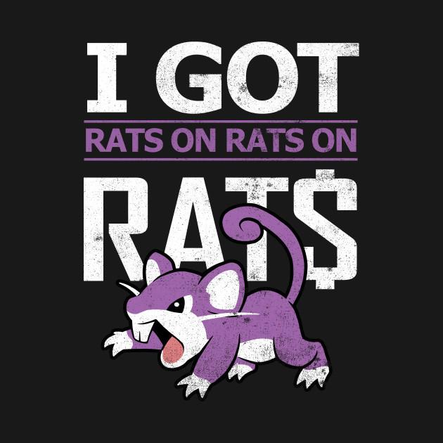 rats on rats on rats
