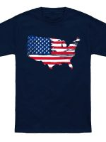 American Silhouette T-Shirt