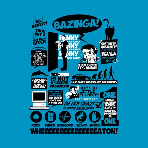 Bazinga Quotes