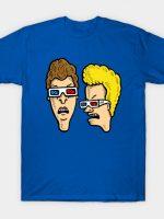 Beavis and Butthead - Dumbasses in 3D T-Shirt