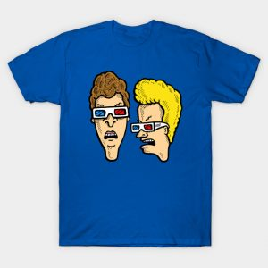 Beavis and Butthead - Dumbasses in 3D