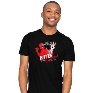 Bitten by the Spider T-Shirt