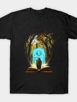 Book of Magic and Adventures T-Shirt