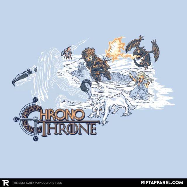 CHRONO-THRONE