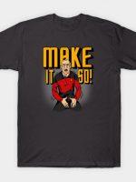 Captain Motivation T-Shirt