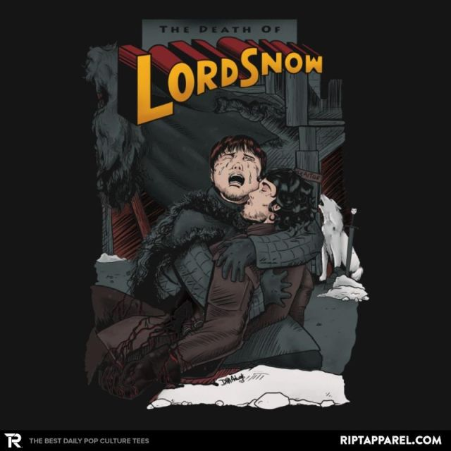 DEATH OF LORD SNOW