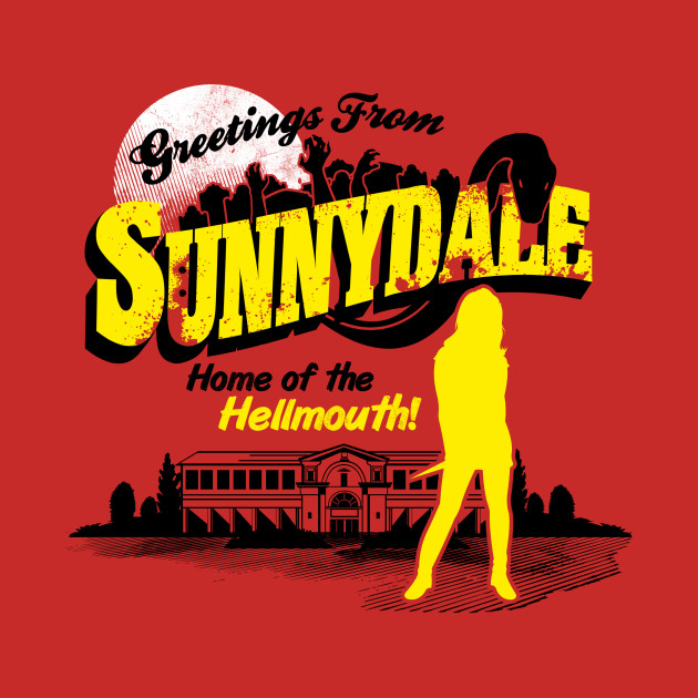 Greetings From Sunnydale