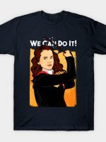 Hermione Granger- We Can Do It T-Shirt