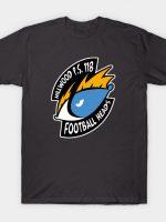 Hillwood Football Heads T-Shirt