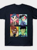Humanz T-Shirt