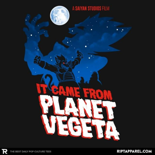 It Came From Planet Vegeta