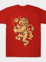 Lion Spoiler Crest T-Shirt