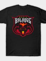 Moria Balrogs T-Shirt