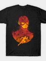 Run, Barry, Run T-Shirt