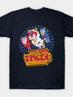 Samurai Pizza Cats T-Shirt