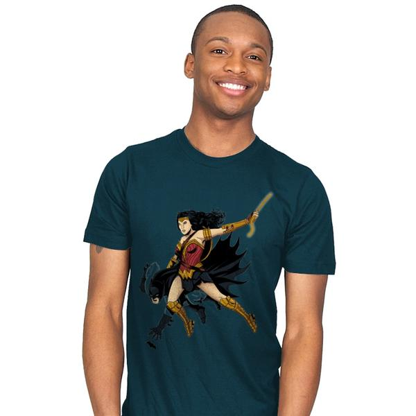 Saving the Batfleck T-Shirt