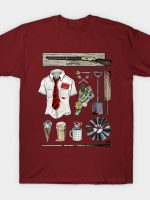 Shaun of the Dead Movie Props T-Shirt