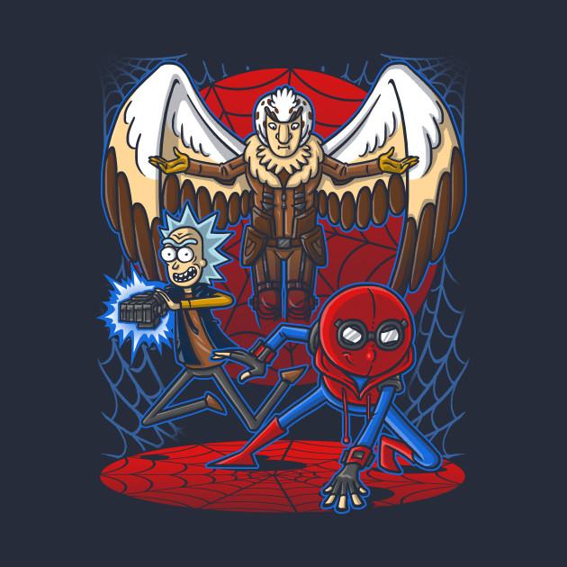 Spidermorty