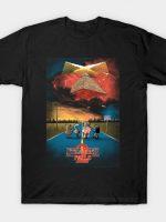 Stranger falls 2 T-Shirt