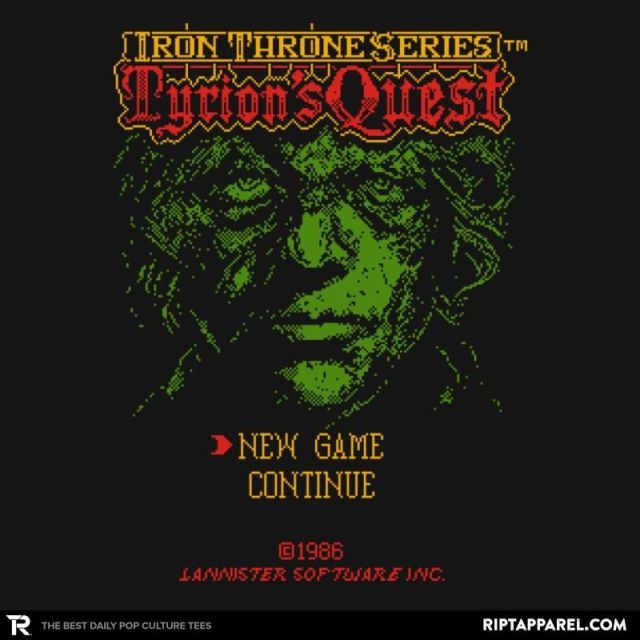 TYRION'S QUEST