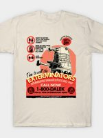 The Exterminators T-Shirt