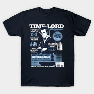Timelord Magazine