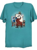 Triple baby sitter T-Shirt