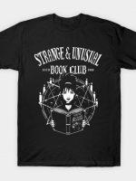Unusual Book Club T-Shirt