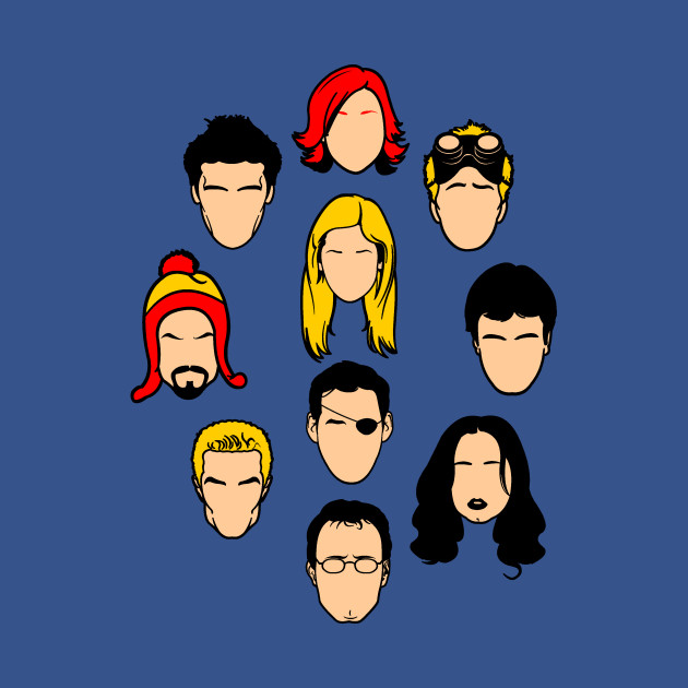 Whedon's Heroes