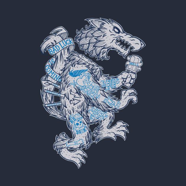 Wolf Spoiler Crest