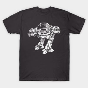 You Have 20 Seconds To Comply... Robocop ED209